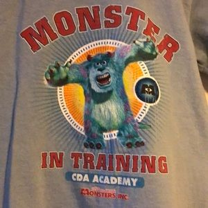 Monsters Inc t shirt